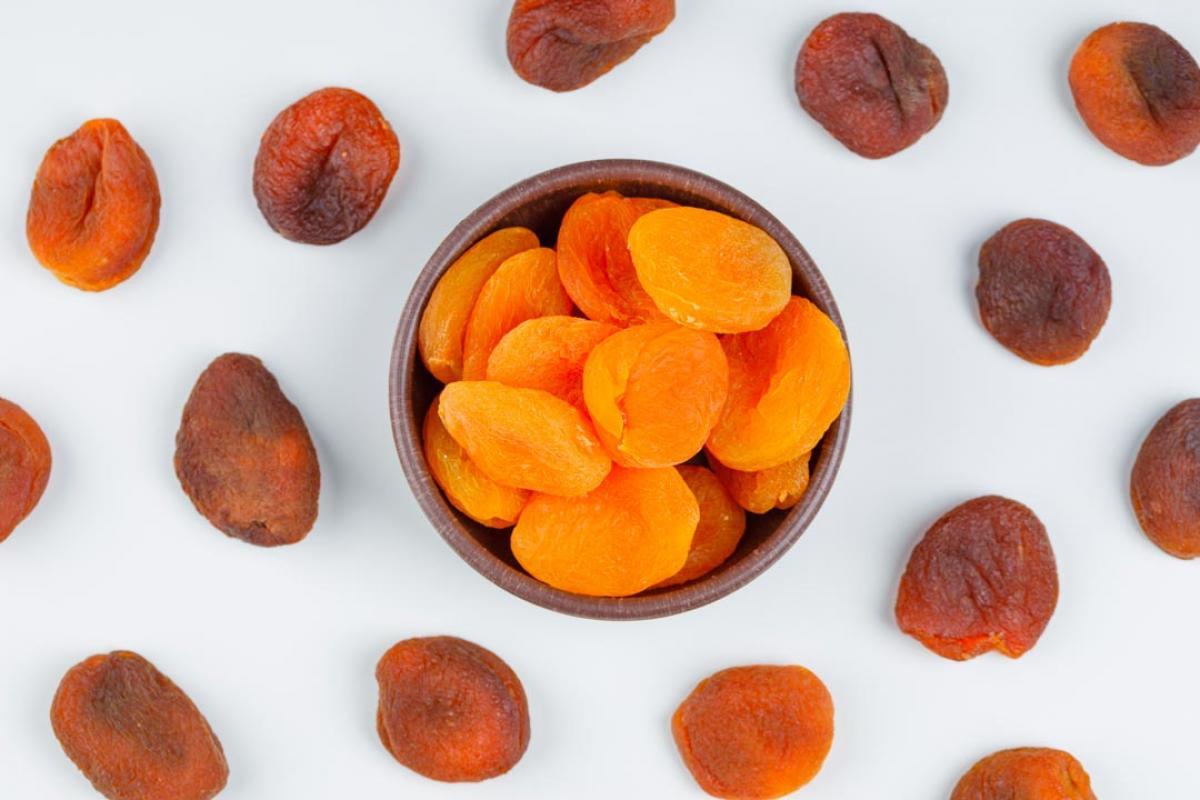 L'abricot séché, mangeons-en pour notre santé !