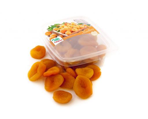 Nouvelle récolte d'abricots secs